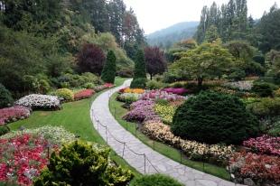 Butchart Gardens, BC